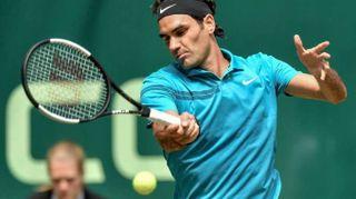 Tennis: Halle, battuto Ebden, Federer in semifinale
