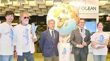 One Ocean Foundation ieri a Pitti Bimbo (da qn)
