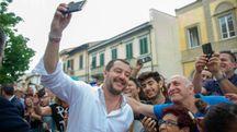 Matteo Salvini (Imagoeconomia)