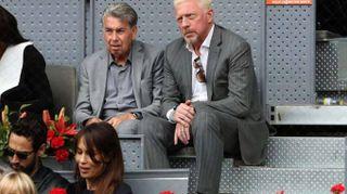 Tennis: Boris Becker vuole impedire l'asta dei suoi trofei