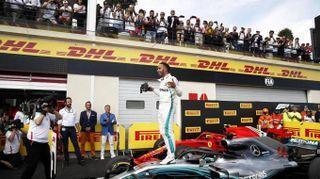 Formula 1 Gp Francia 2018, trionfa Hamilton