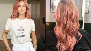 Chiara Ferragni e le altre, i capelli rosa sono un must dell'estate