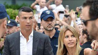 Ronaldo al JMedical, i tifosi 'portaci la Champions'