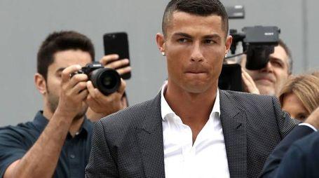 Cristiano Ronaldo al J Medical