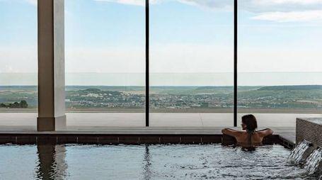 Il Royal Champagne, un hotel a 5 stelle nella zona dei vini - Foto: www.royalchampagne.com