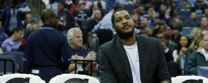 Carmelo Anthony (LaPresse)