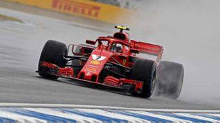 F1 Germania:pioggia domina ultime libere, Leclerc più veloce