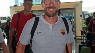 Calcio: la Roma vola negli Usa per tournée