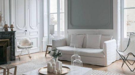 Lione, un appartamento fra rigore classico e design contemporaneo
