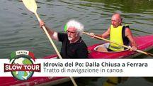 Idrovia Ferrarese: Dalla Chiusa a Ferrara