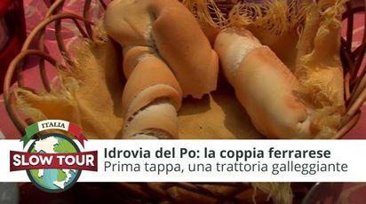 Idrovia Ferrarese: Il pane