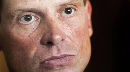 L'ex star del ciclismo Jan Ullrich (Foto Ansa)