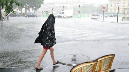 Previsioni meteo, maltempo in arrivo (iStok)