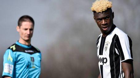 Moise Kean ai tempi delle Primavera della Juventus