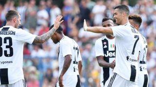 Calcio: Juve 8 gol a U.23 bianconera, primo è di Ronaldo