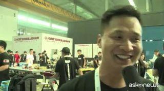 Alla WRC di Pechino botte da orbi fra i robot sul ring