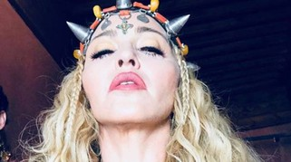 Madonna, per i 60 anni look da regina berbera e party a Marrakech