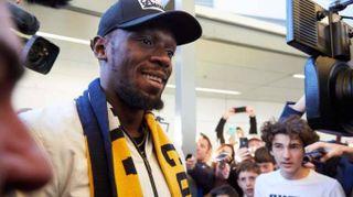 Calcio: Bolt arrivato a Sydney, comincia avventura A-League