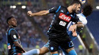 Serie A: Lazio-Napoli 1-2