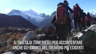 Vacanze: i 5 migliori posti del mondo per fare trekking