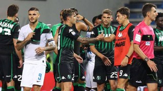 Serie A: Sassuolo-Inter 1-0