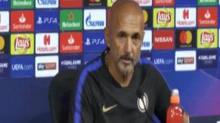 """Spalletti: """"Tottenham fortissimo, ma anche noi lo siamo"""""""