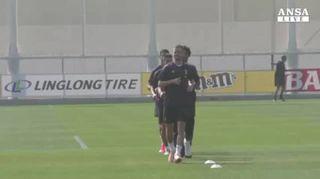 Champions: Juventus; Dybala recupera, De Sciglio out