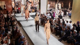 Successo per Burberry al London Fashion Week