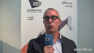 Il direttore della Fondazione Romaeuropa parla del REf18