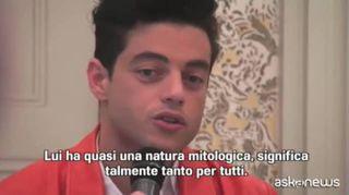 """Bohemian Rhapsody"", Rami Malek: dovevo diventare Freddy Mercury"