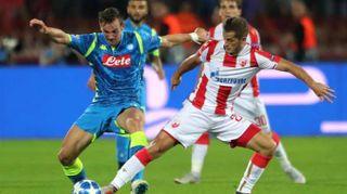 Champions: Milojevic (S.Rossa), tenuto testa al Napoli