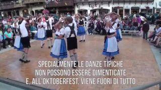 Oktoberfest: conosci tutti i balli tipici?