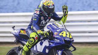 Moto: Aragon, Rossi, voglio lottare per il podio