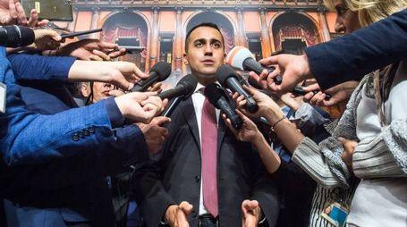 Il vicepremier Luigi Di Maio (Imagoeconomica)