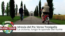 In bici, verso Tresigallo