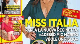 Miss Italia 2018, la copertina di Oggi con le foto osé