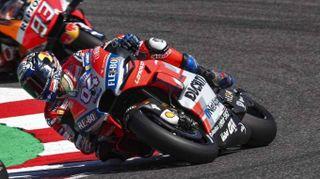 Moto: Aragon, Dovizioso guida poker Ducati in prime libere