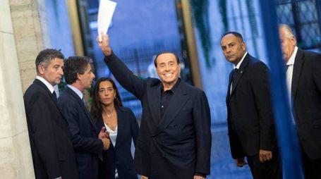 Silvio Berluscono (Imagoeconomica)