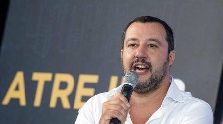 Matteo Salvini (Ansa)