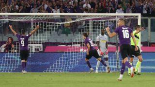 Serie A: Fiorentina-Spal 3-0
