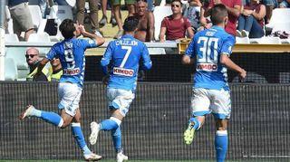 Calcio: Torino-Napoli 1-3, azzurri volano