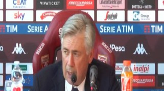 """Ancelotti: """"Noi anti-Juve? Ci interessa fare il nostro cammino"""""""