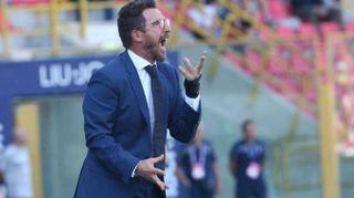 Serie A: Bologna-Roma 2-0