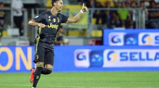 Serie A: Frosinone-Juventus 0-2