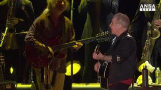Paul Simon, nel Queens il concerto di addio ai palchi