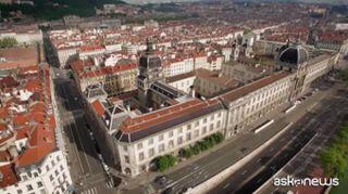 Lione, lo storico ospedale Grand Hotel-Dieu si rinnova