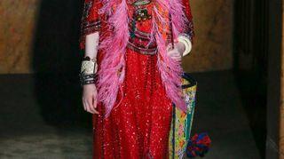 La sfilata di Gucci alla Parigi Fashion Week