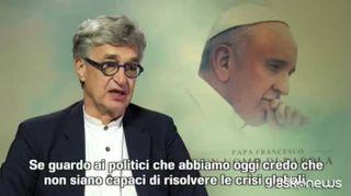 Wenders: il Papa ha visione e autorità che i politici non hanno