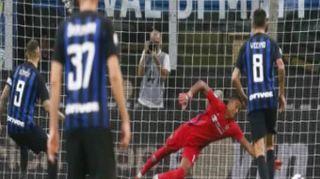 Serie A, Inter-Fiorentina 2-1