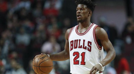 Jimmy Butler ai tempi di Chicago